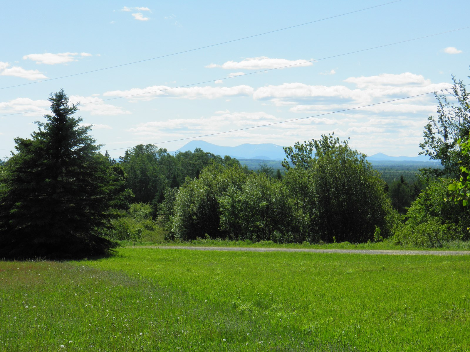 Maine Land for Sale in Crystal