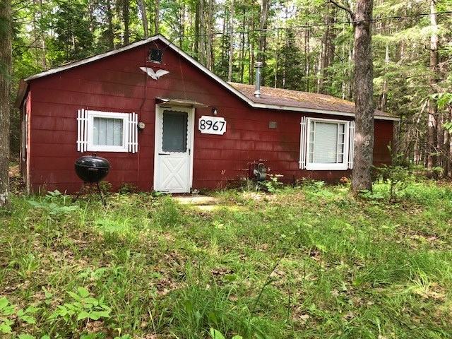 Cabin With 8.9 Acres for sale near Hillman MI