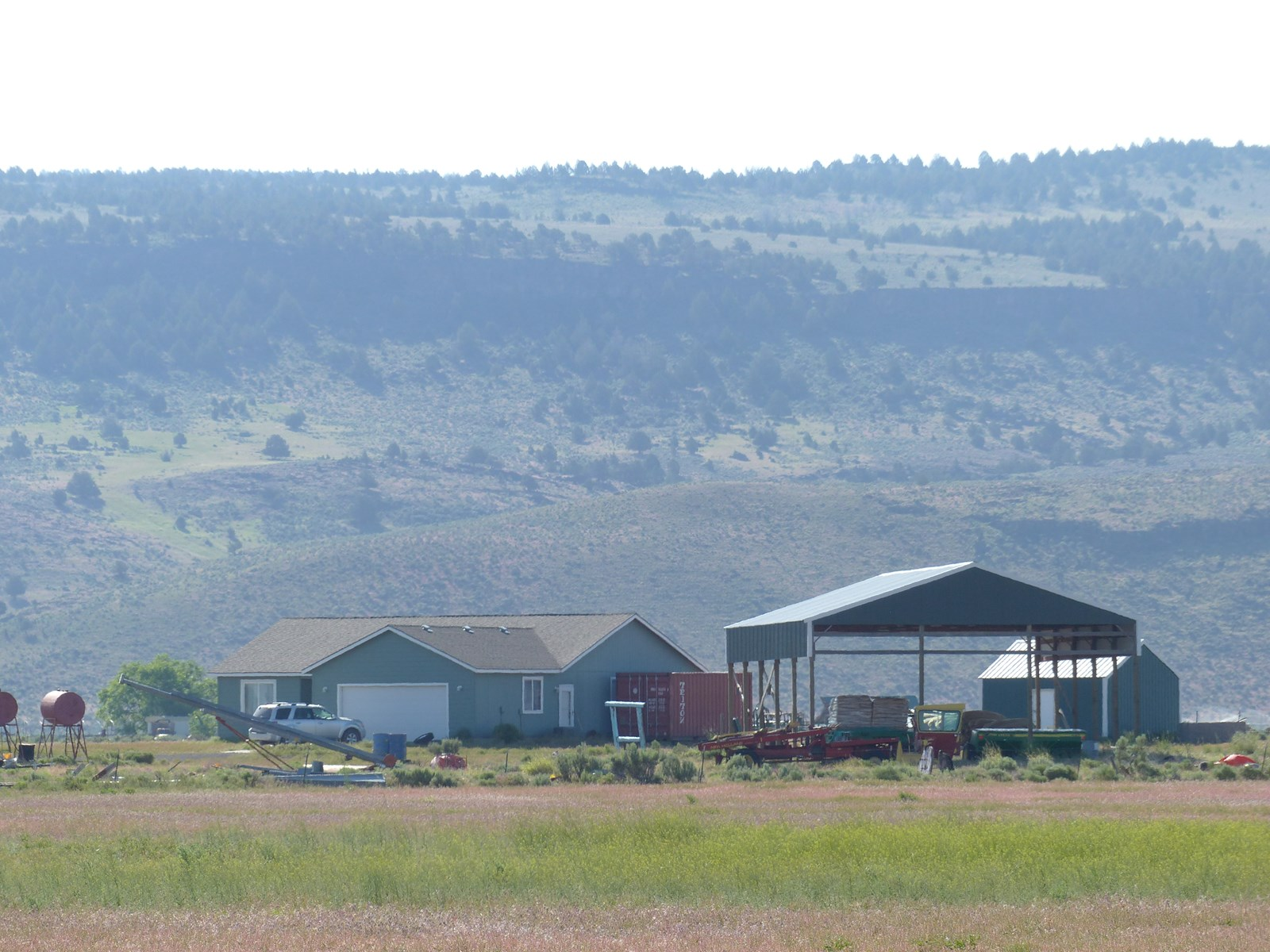 FARM/RANCH NEAR CRANE OR