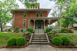 HISTORIC ATCHISON HOME FOR SALE
