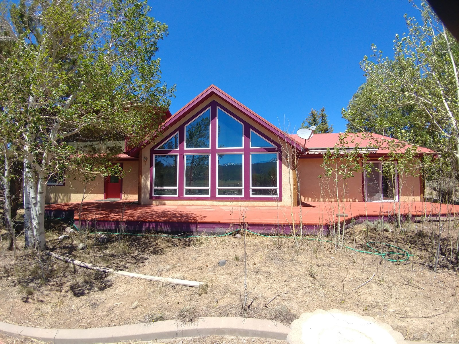 Ridgway CO Home For Sale Sneffels Ouray Mountain Views