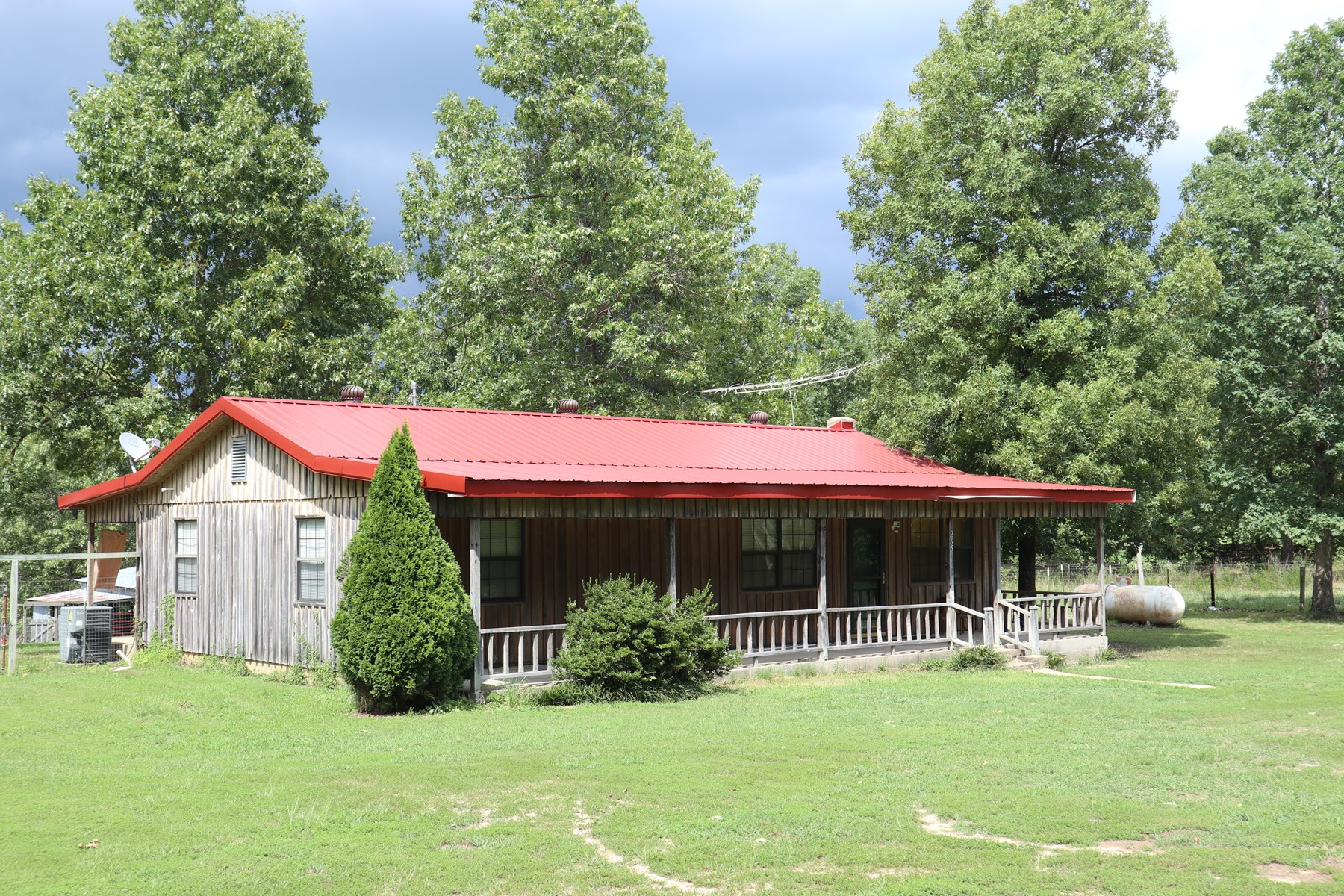 Prime Hunting Property with Rustic Home for sale near Salem