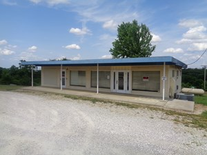MADISON COUNTY, HUNTSVILLE, AR COMMERCIAL BUILDING FOR SALE