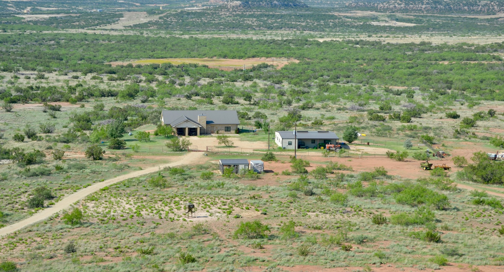 HUNTING LAND PROPERTY FOR SALE GUTHRIE BENJAMIN KING COUNTY TEXAS