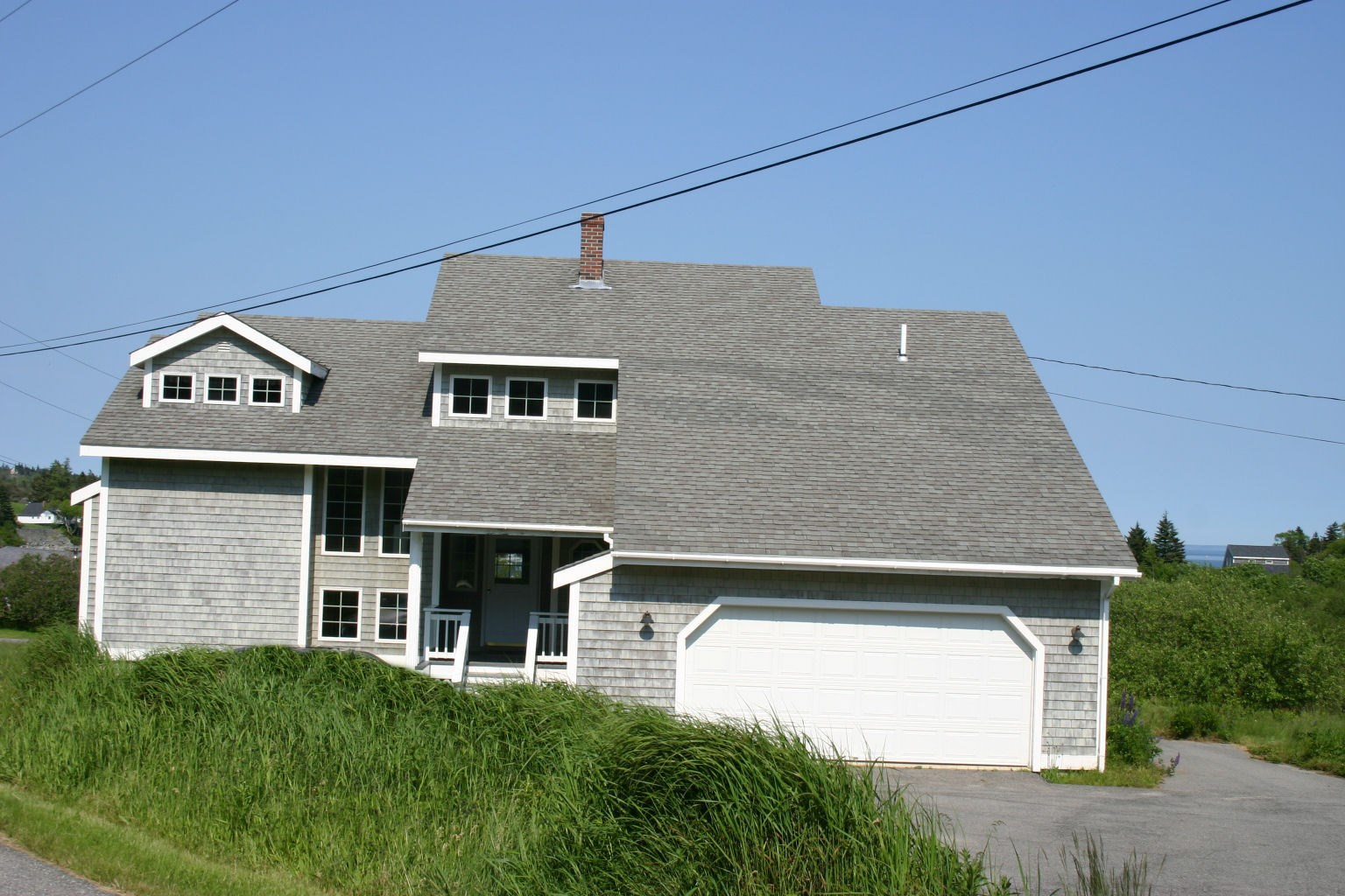 Maine Coastal Home for Sale in Cutler