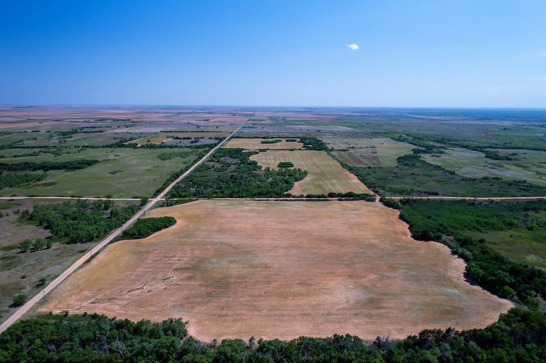 40 Acres of Farmland, Hunting/Recreational Land for Sale.