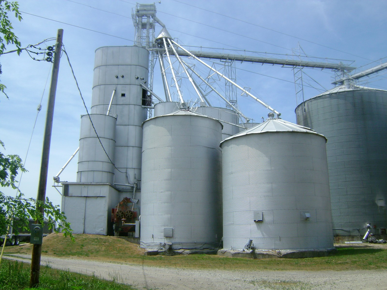 Grain Elevator For Sale, Grain Storage, Lock Springs, MO