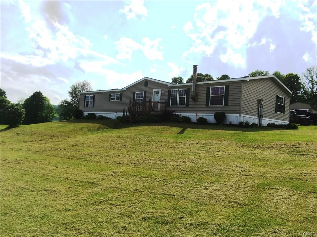 Country Home with 6.6 Scenic Ac. Cortland Co., Central NY