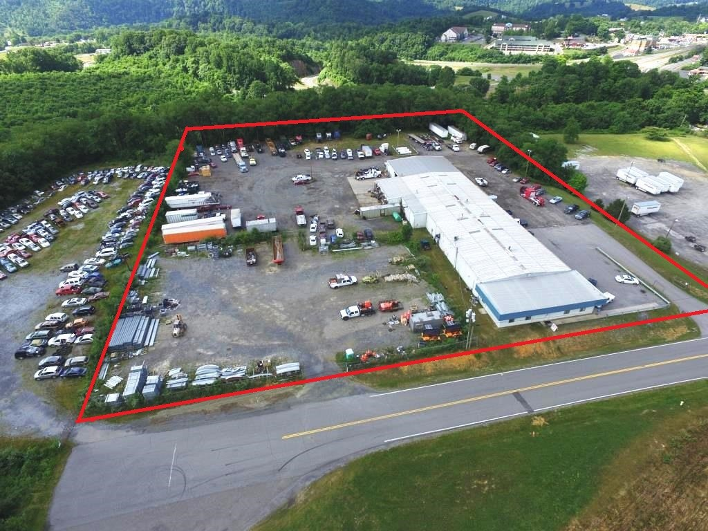 Commercial Property along I-81 & I-77 in Wytheville, VA