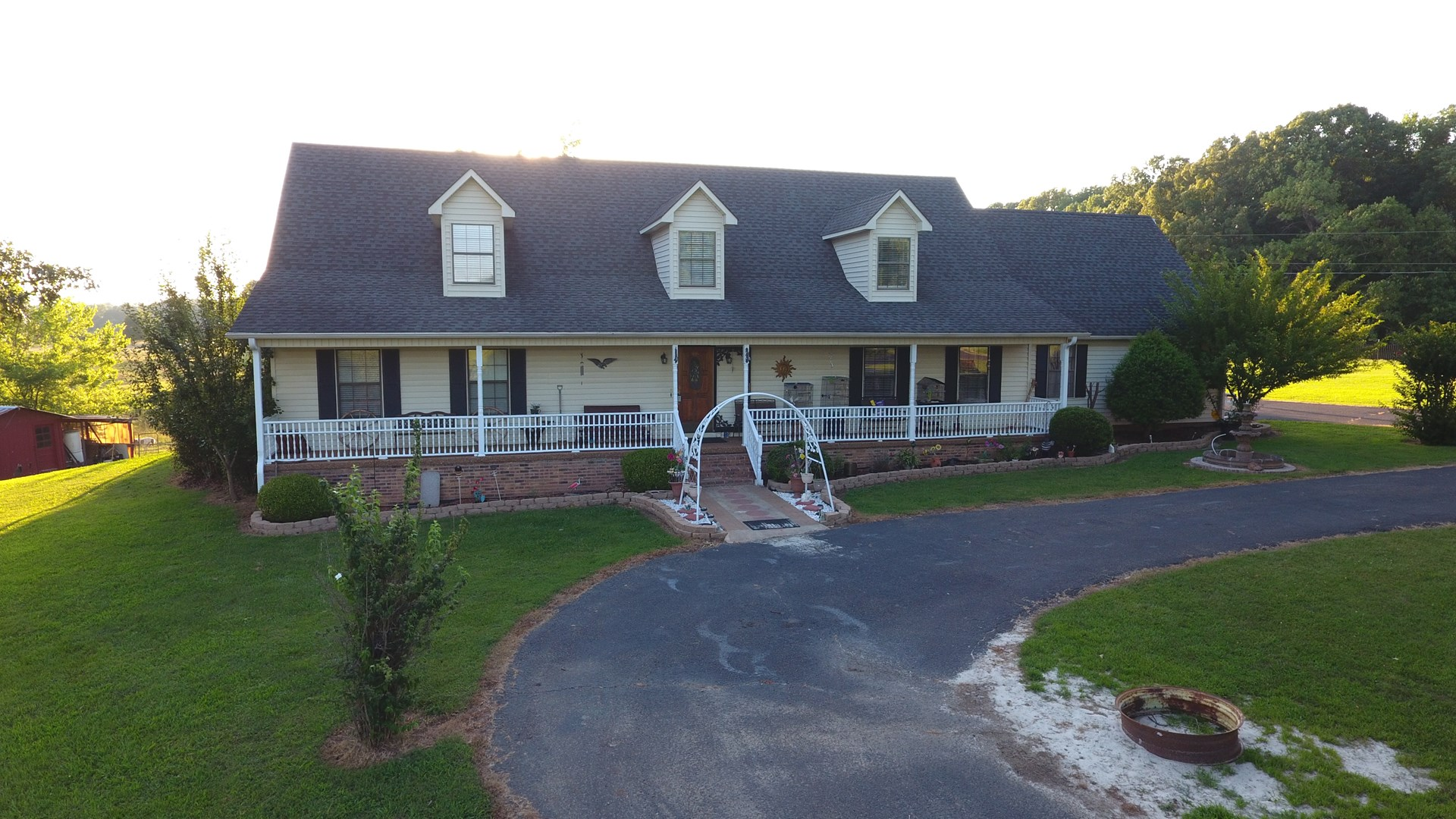Country Home on 34 acres For Sale. Price Reduced!!!