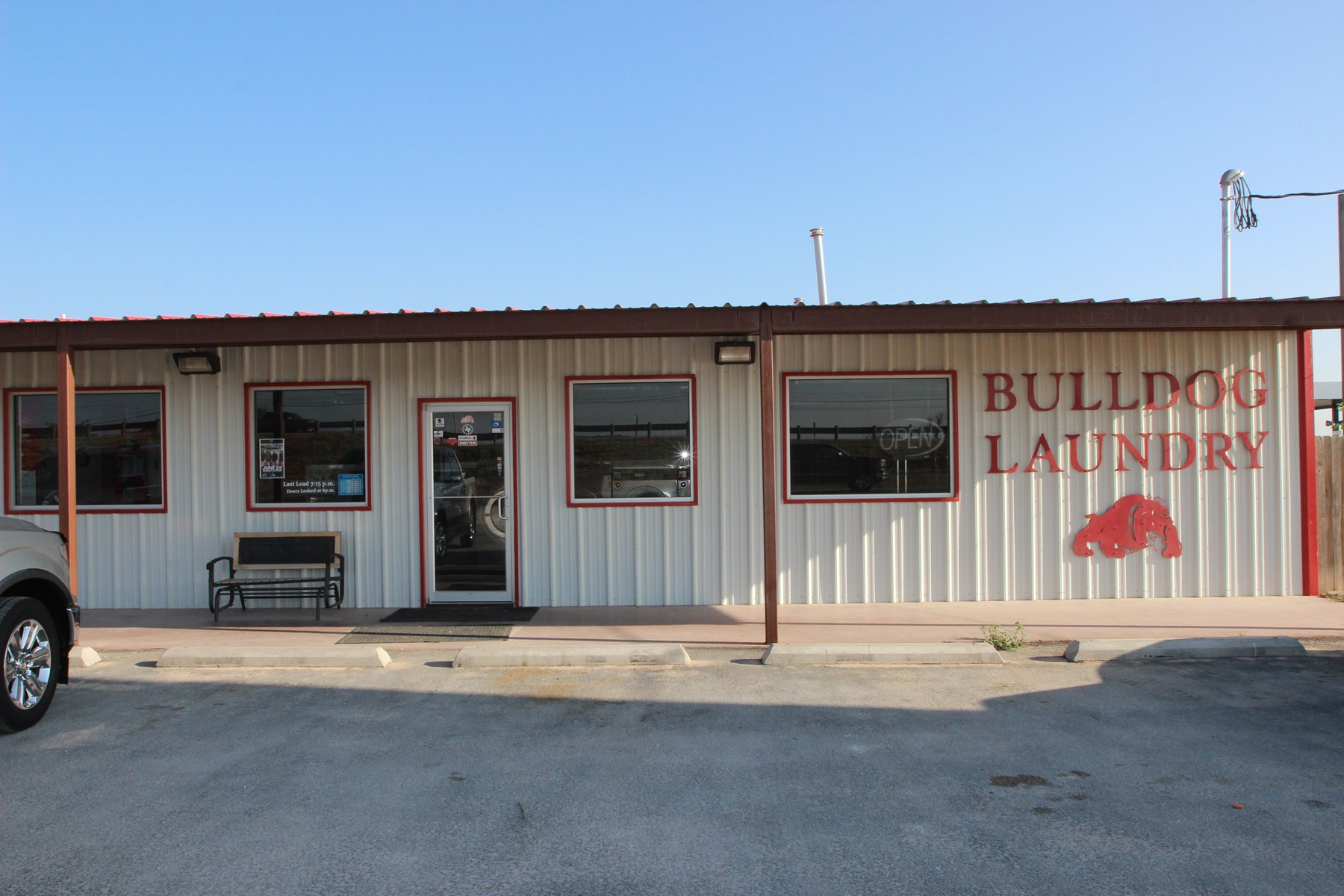 Coahoma Tx Coin Operated Laundromat