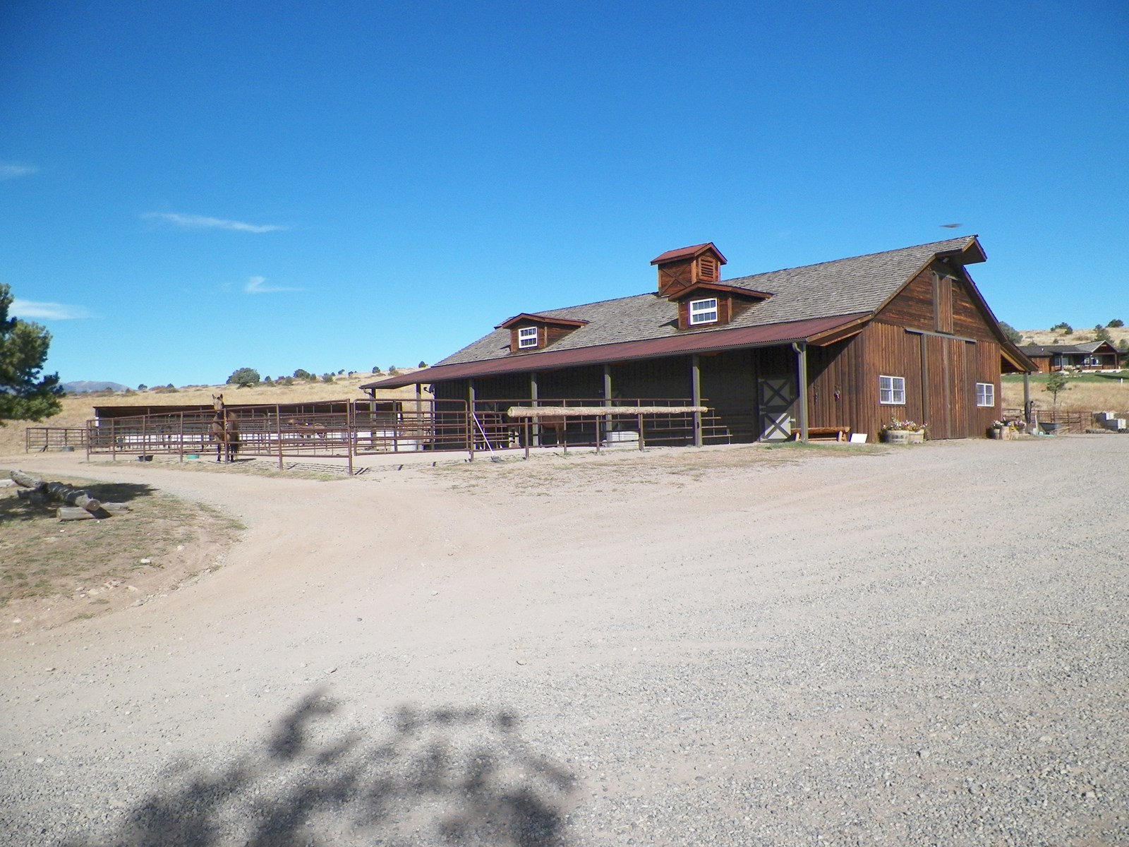 Maytag Ranch Barn