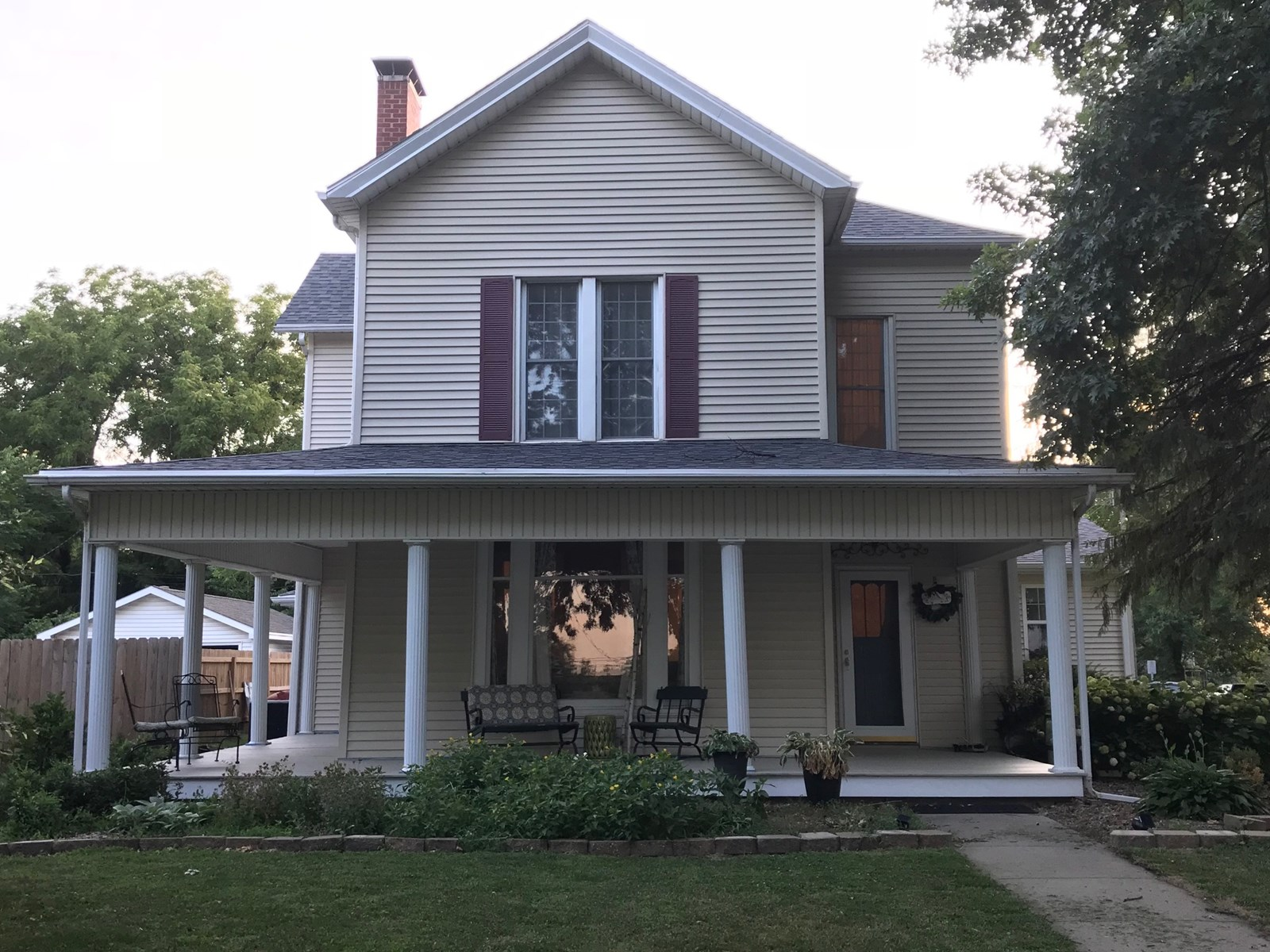 MARYVILLE MO HISTORIC HOME, TOTALLY REMODELED