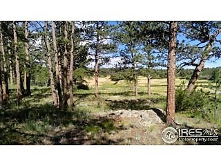 Prime lot on Northern Colorado Mountain Golf Course