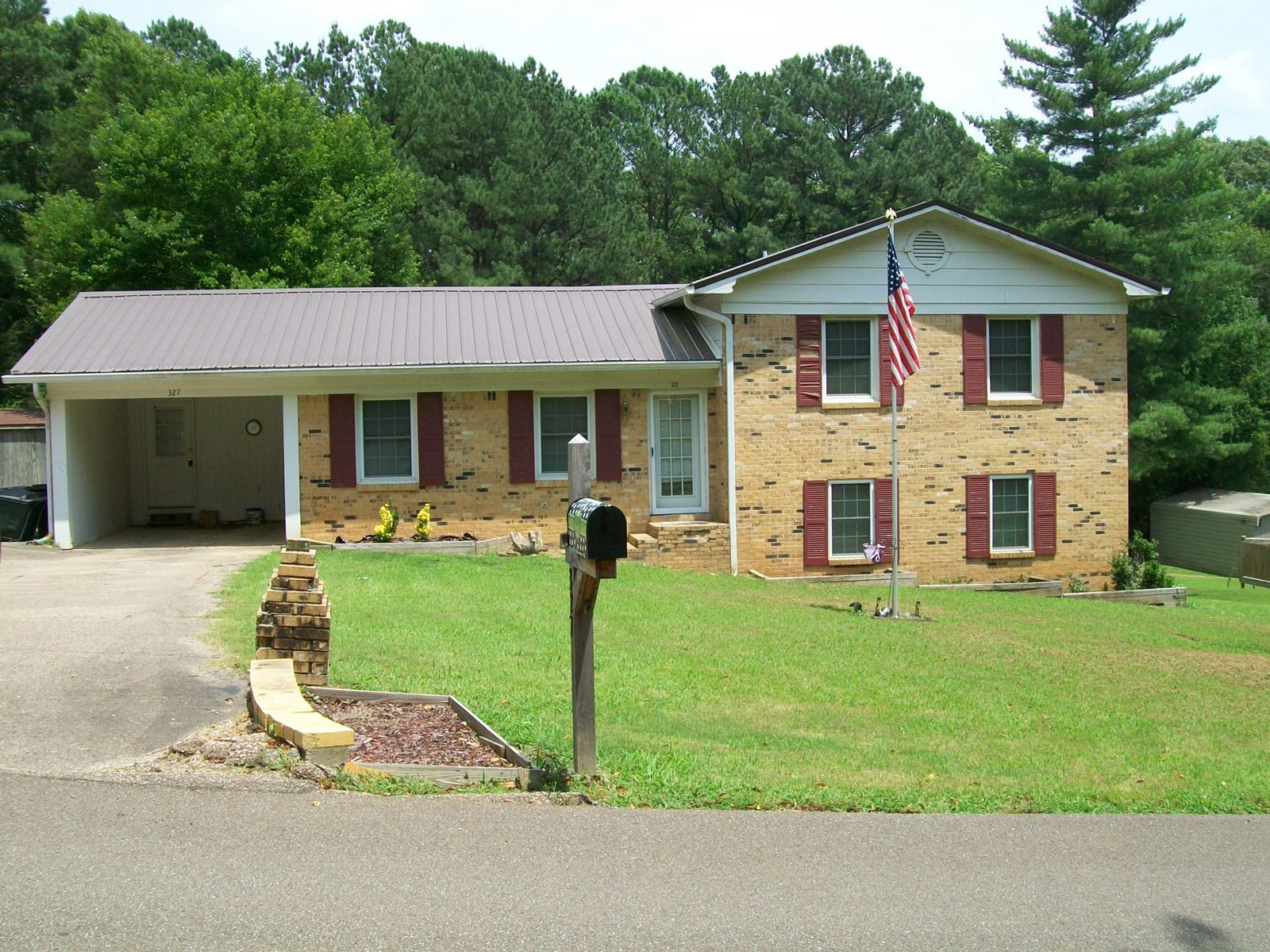 Split level home in Selmer, Tn for sale
