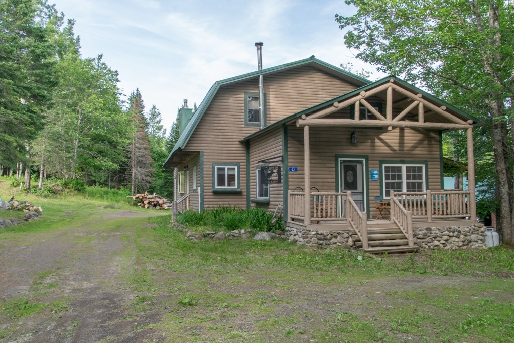 Maine Country Home for Sale in Merrill