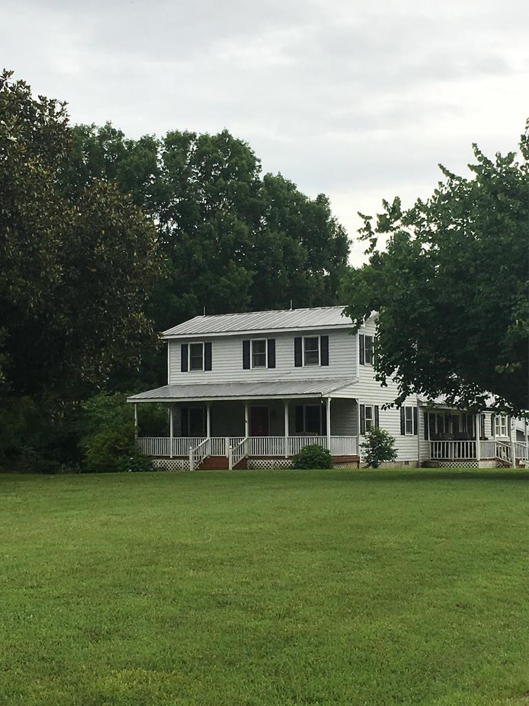 Secluded 10 Acre Farm In Southern VA