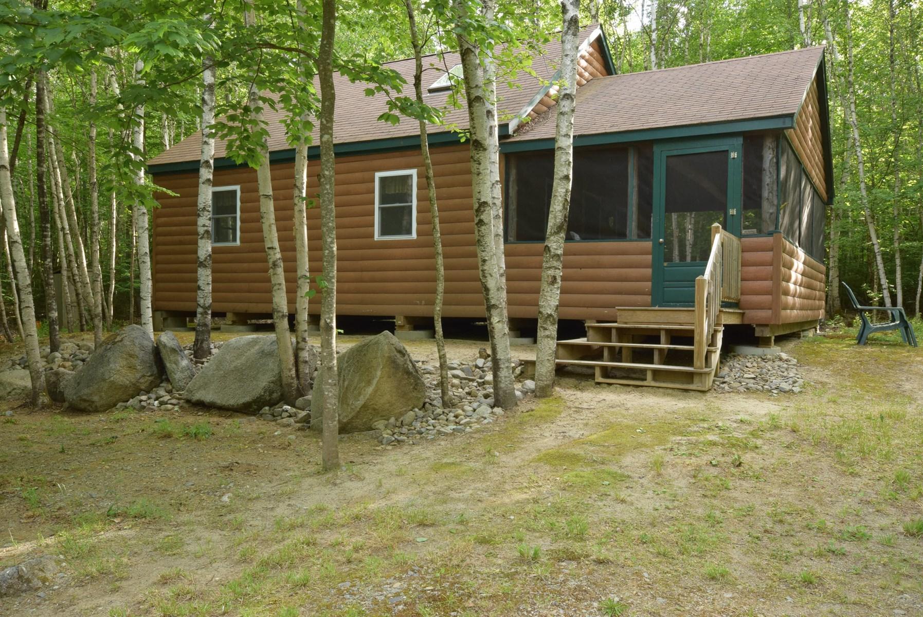 Maine Cottage for Sale in Burlington
