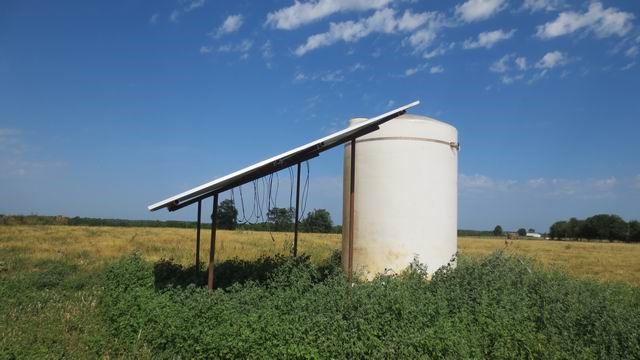 Pastureland with Well, Solar and Working Station