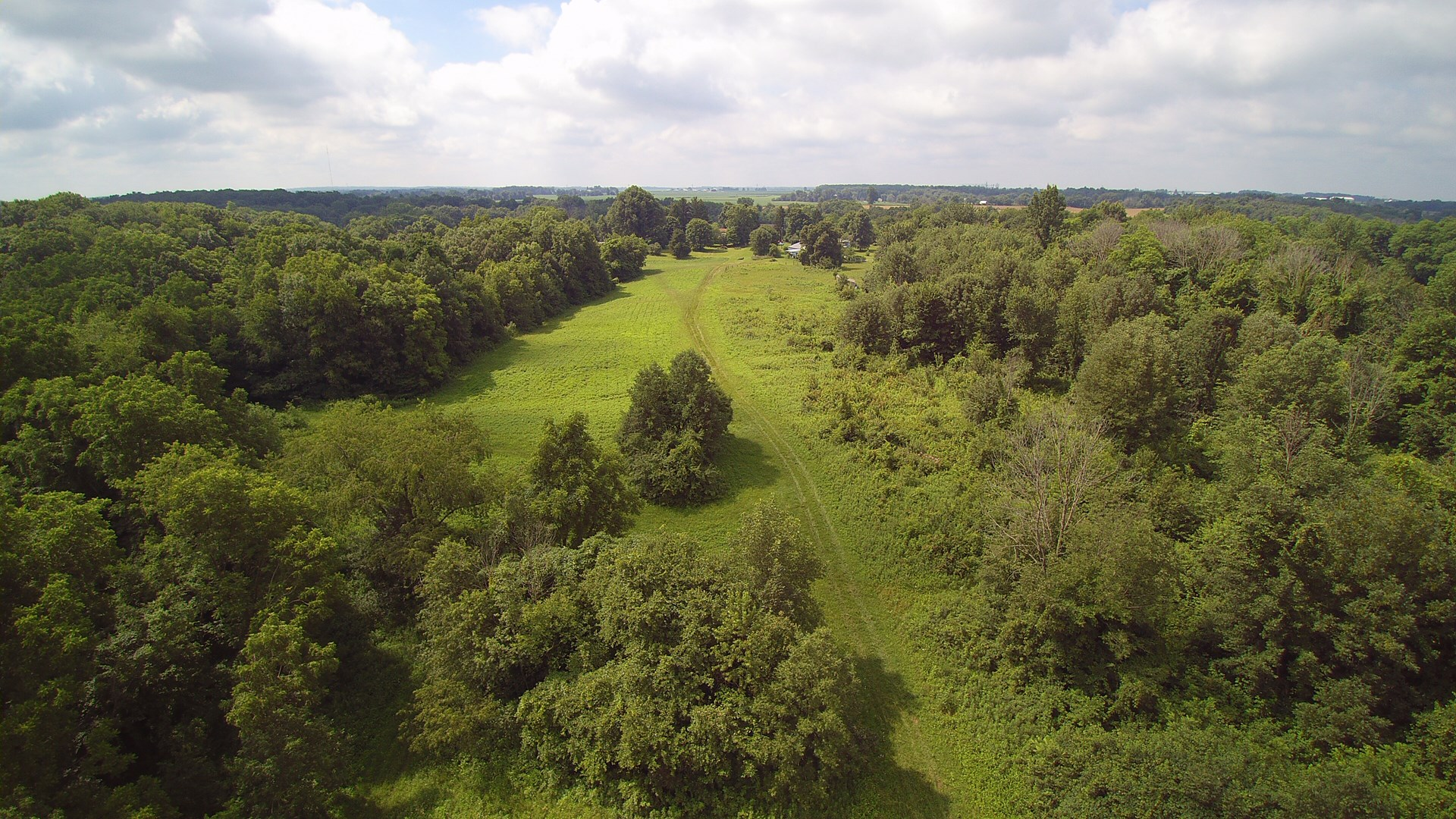 Recreational Ground 39.75 Acres near Croton, Ohio