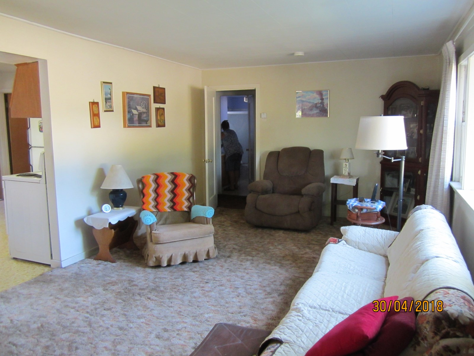2 bed/1 bath 1167 sq. ft home with quest quarter in Alturas,