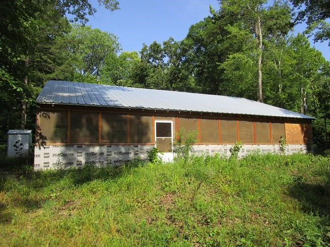 LARGE PRIVATELY OWNED SPRING WITH CABIN for sale