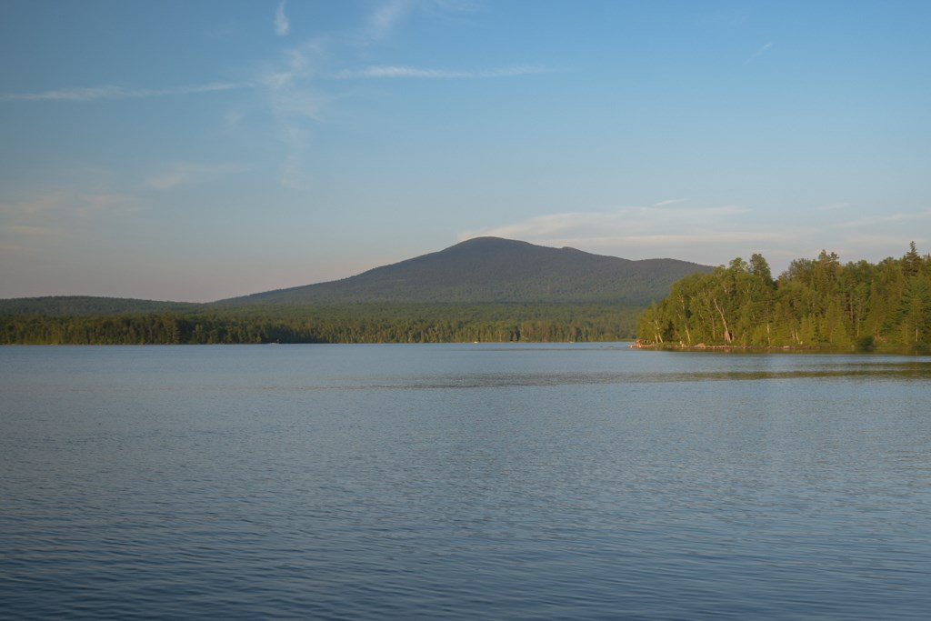 Maine Lakefront Land for Sale in Mount Chase
