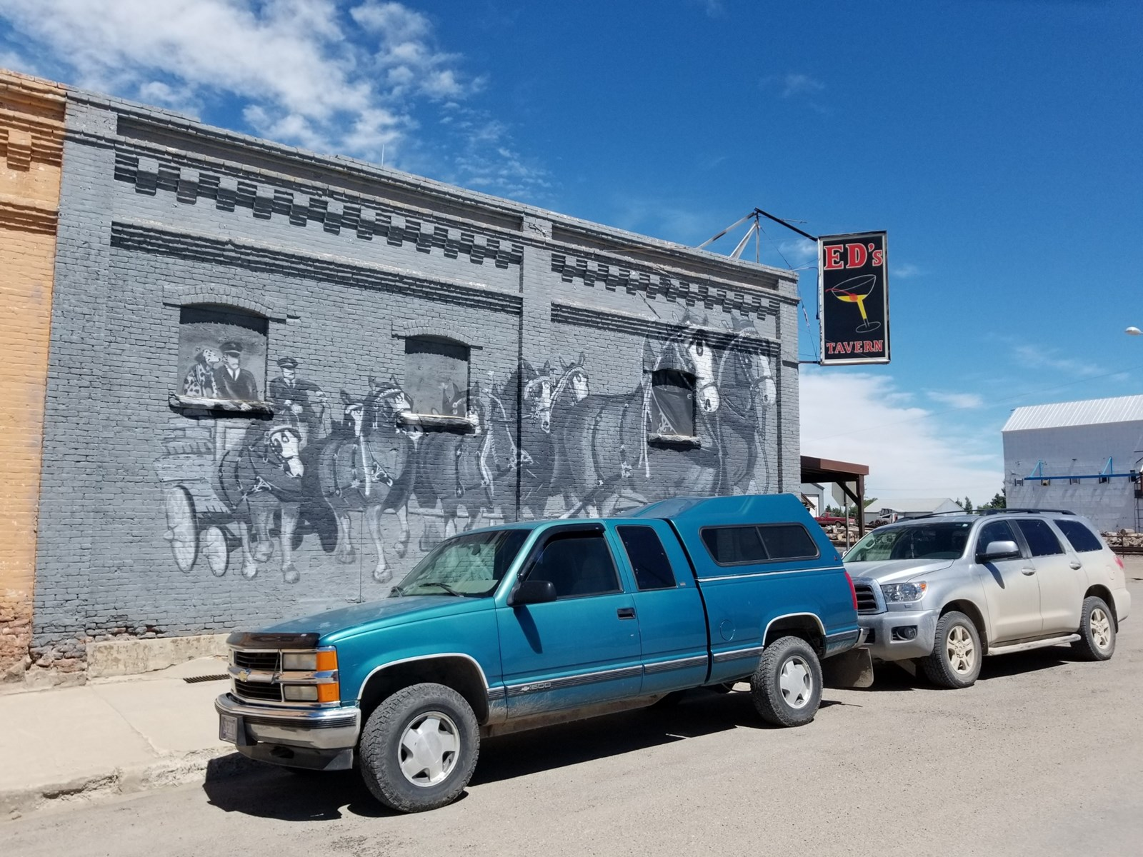 MONTANA BAR GAMING,  HISTORIC for sale in Conrad
