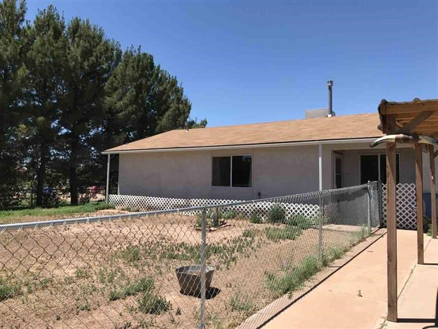 Partially Updated Three bedroom Home In Tularosa NM