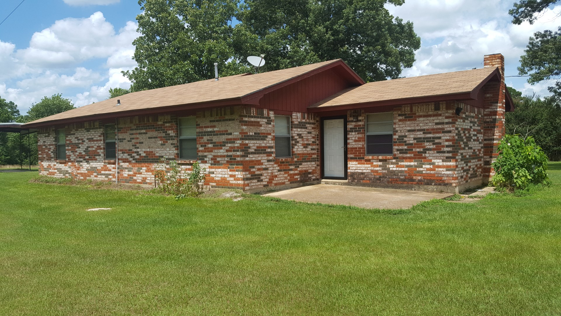 Southeastern Oklahoma House for Sale | Recreational Property