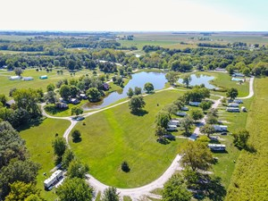 ILLINOIS CAMPGROUND AND RV PARK FOR SALE