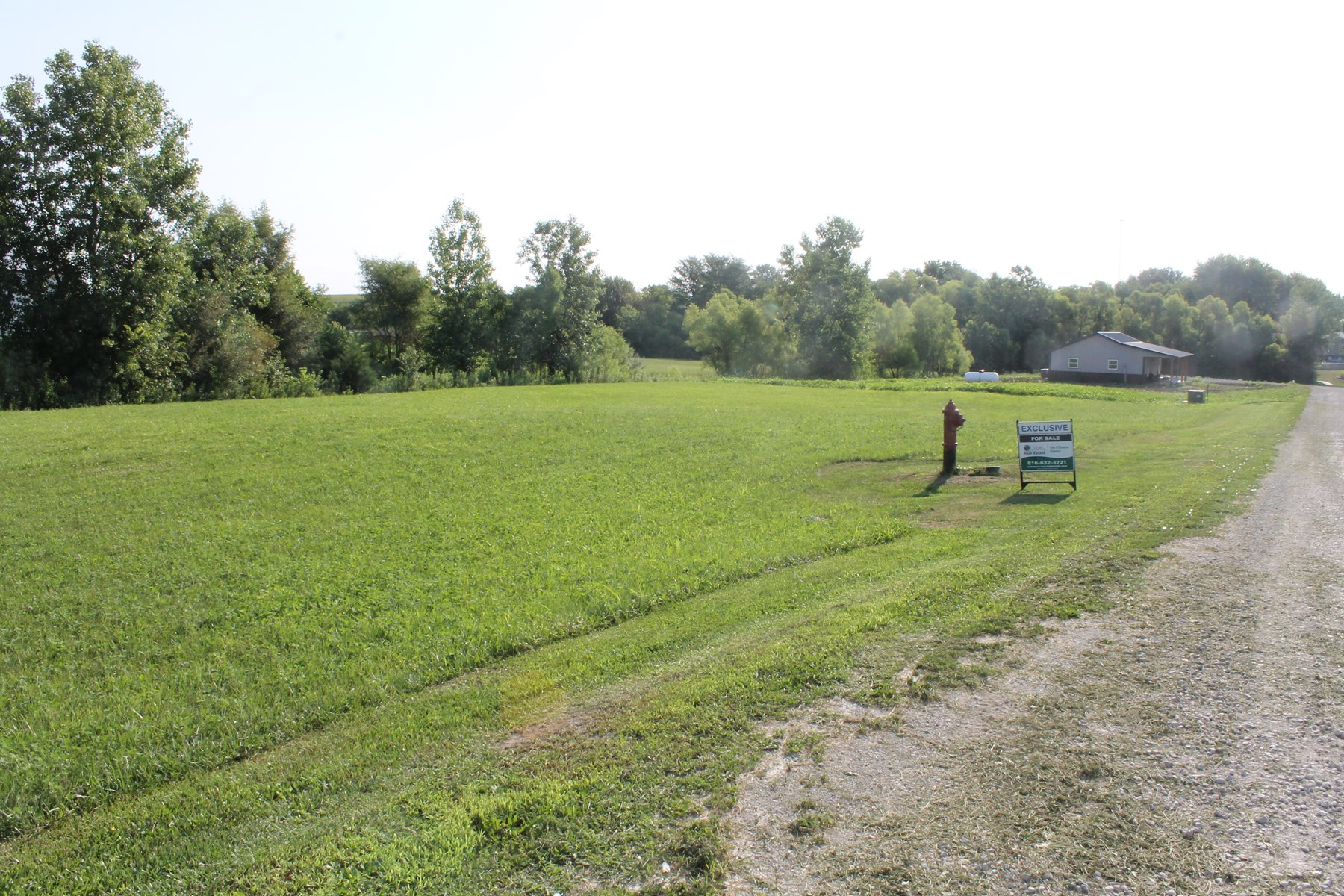 STEWARTSVILLE MO BUILDING LOTS FOR SALE