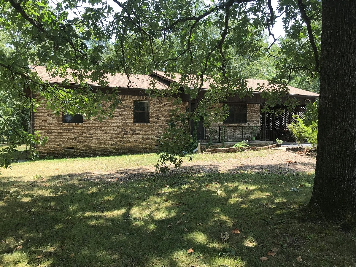 Country Brick Home for Sale near Greers Ferry Lake