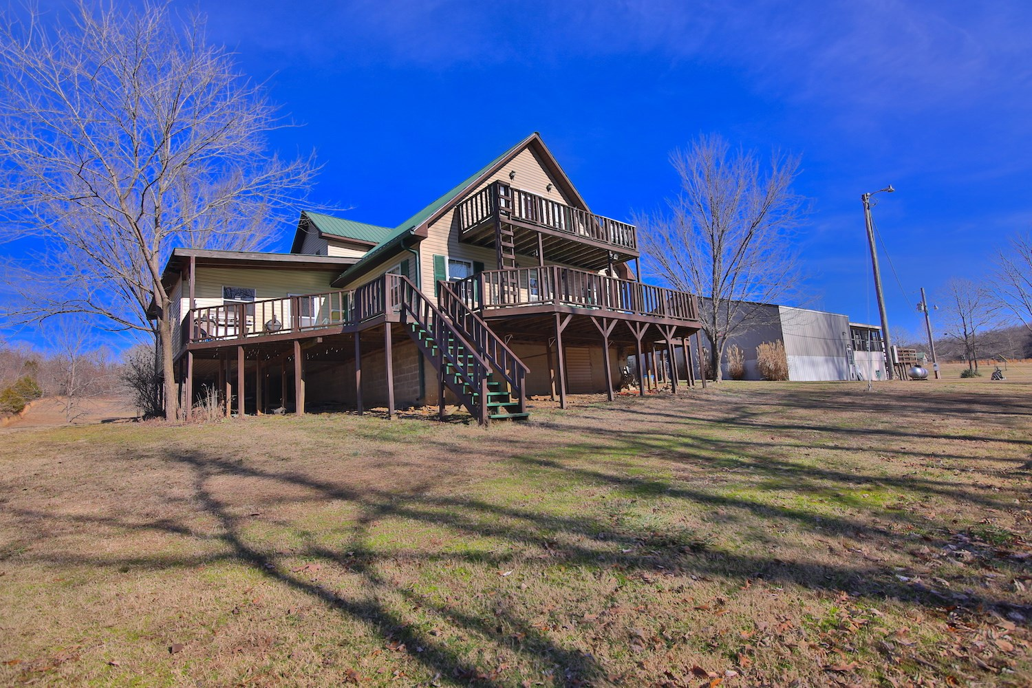 Home for Sale on Spring River