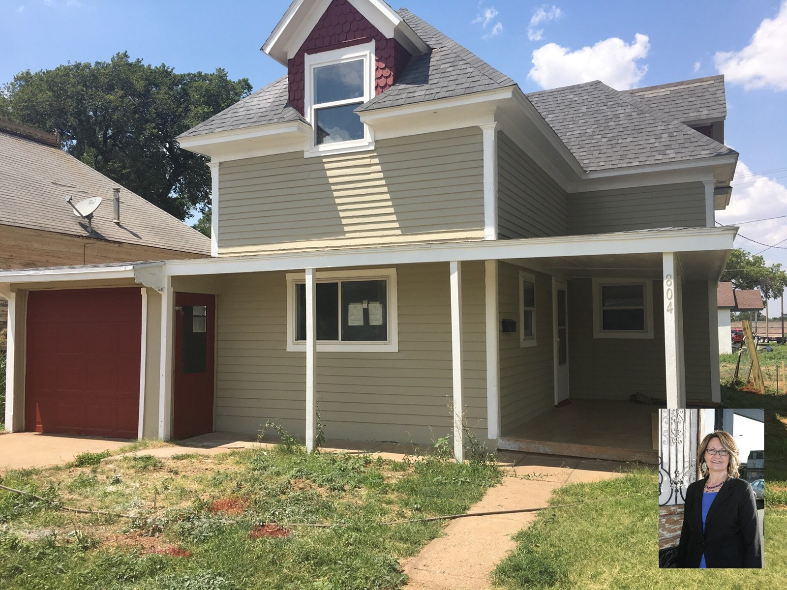 Home for Sale in Alva, OK!