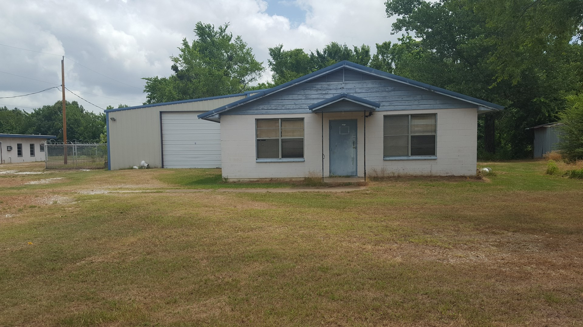 Lot 2 Maintenance Bldg | Choctaw Co. Oklahoma | Commercial