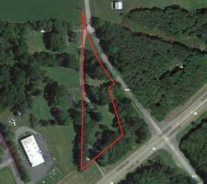 LAND FOR SALE IN MOUNT AIRY - POTENTIAL COMMERCIAL LAND
