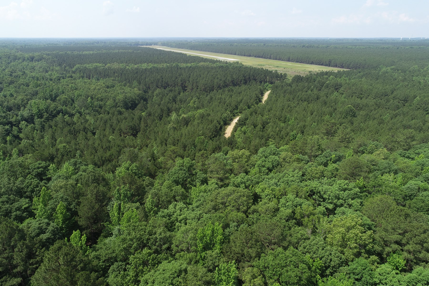 Airport Tract +/- 3,454 ac Timber Land for Sale in Arkansas