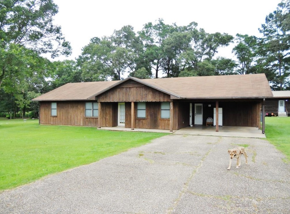 4 Bed 2 Bath Home for Sale Woodville, Wilkinson County, MS