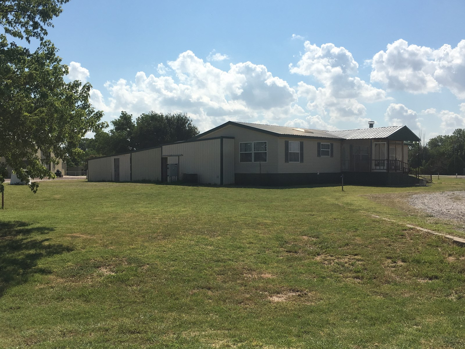 Wheelchair Accessible Home for Sale in Alva, Woods County