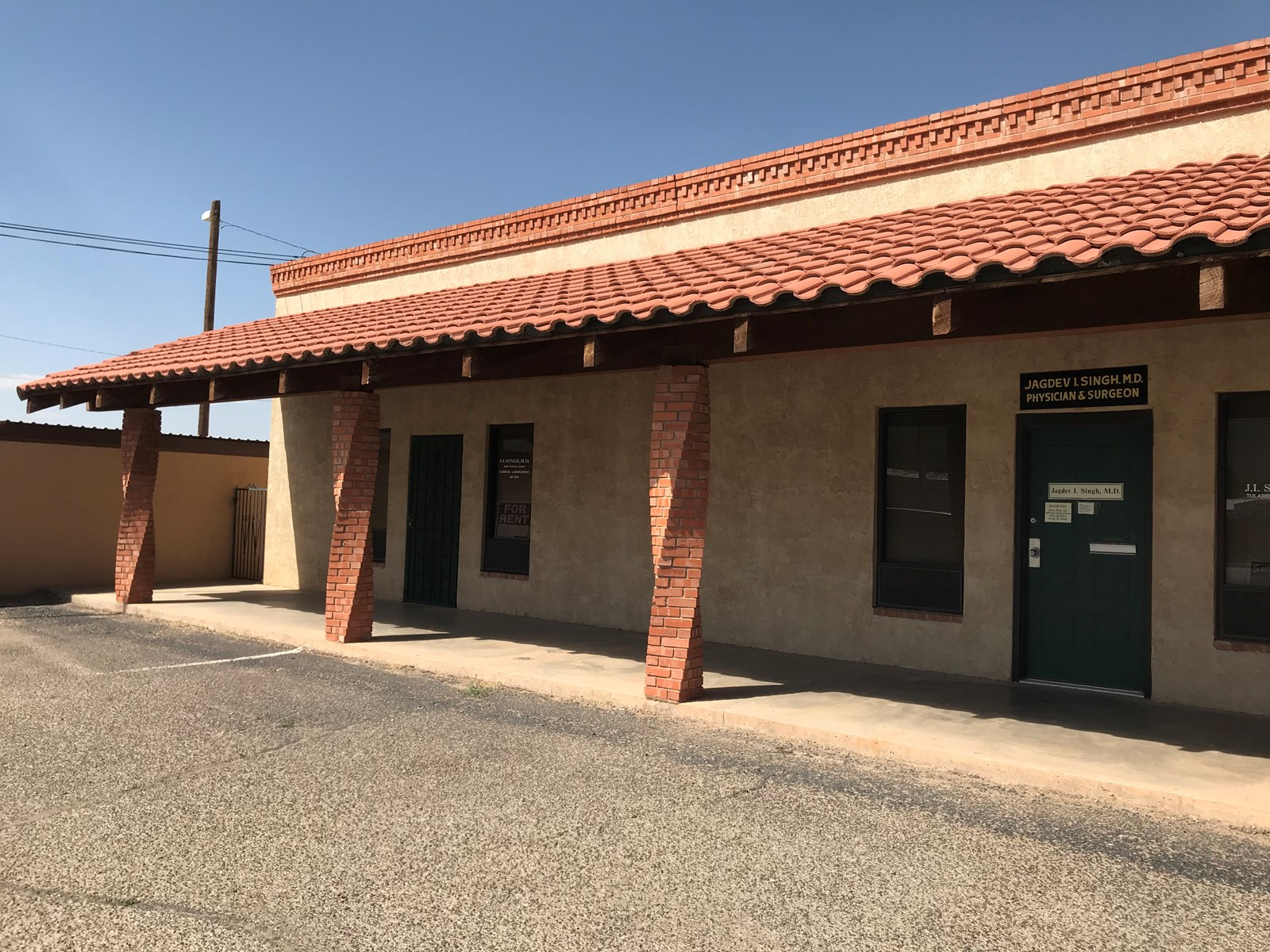 Commercial Property in the Heart of Alamogordo