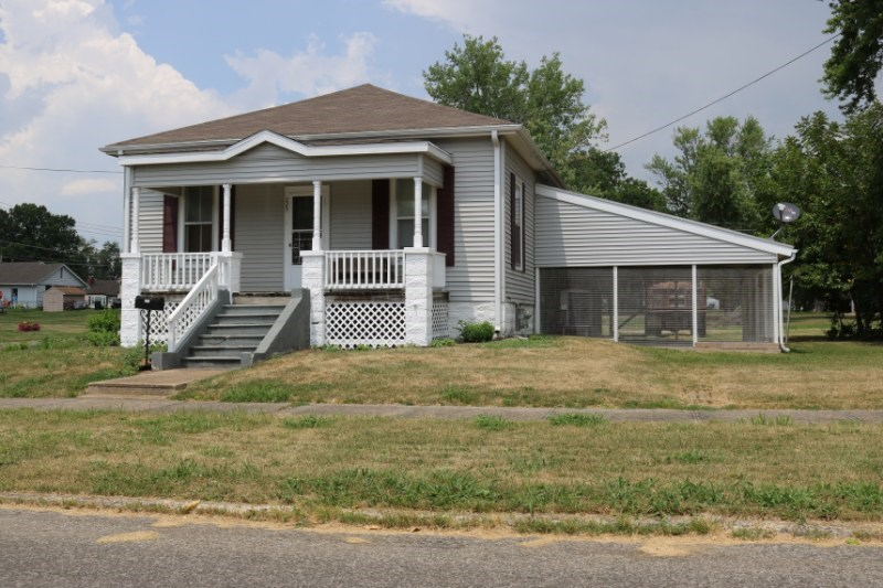 Affordable Historic Home on Corner Lot For Sale, Chillicothe