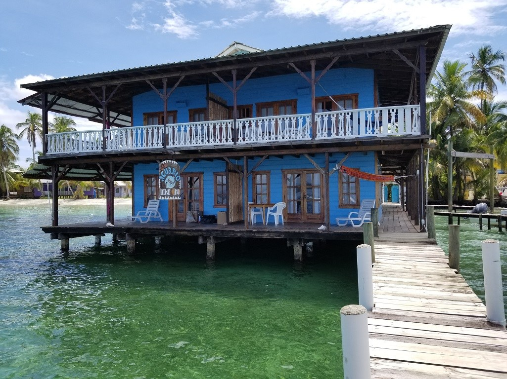 Bed and Breakfast on Beach, Bocas del Toro Panama
