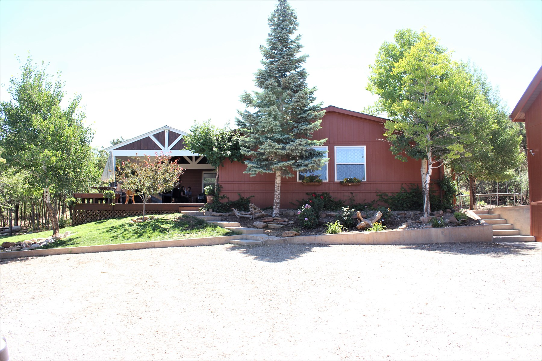3 Bed 2 Bath Home For Sale on 3 Acres Dolores, CO