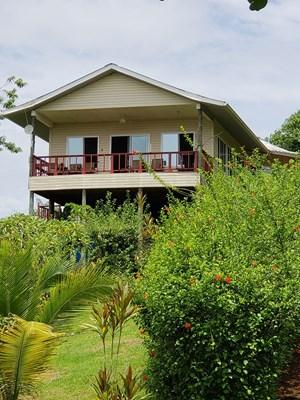 180 DEGREE VIEWS FROM HILLTOP HOME, BOCAS DEL TORO PANAMA