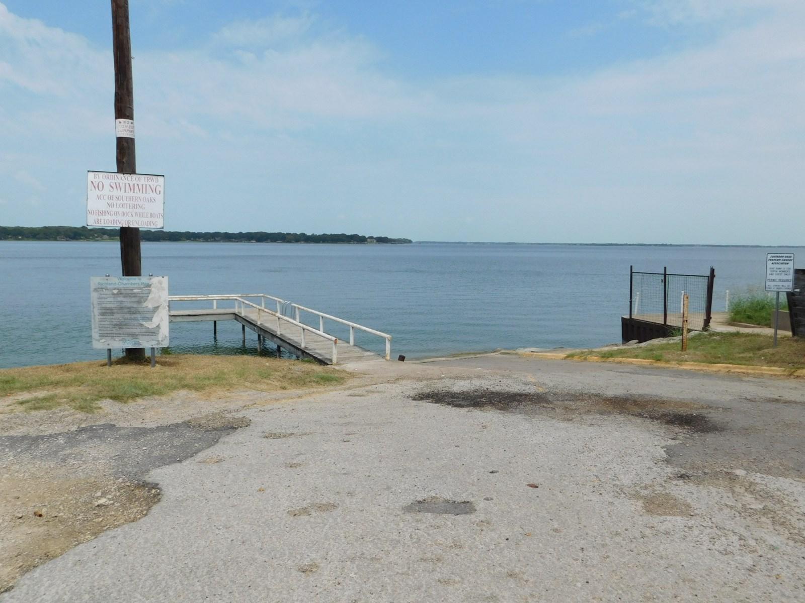 Fishermans Paradise on Richland Chambers Lake