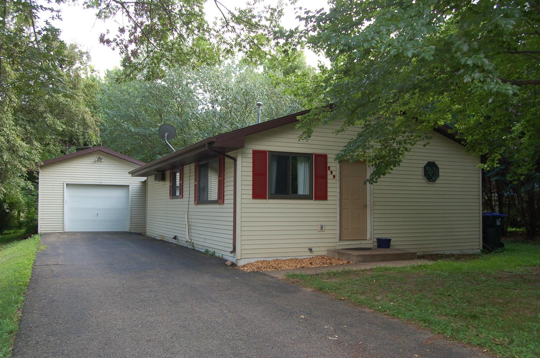 Home for Sale in Weyauwega, Waupaca County, WI