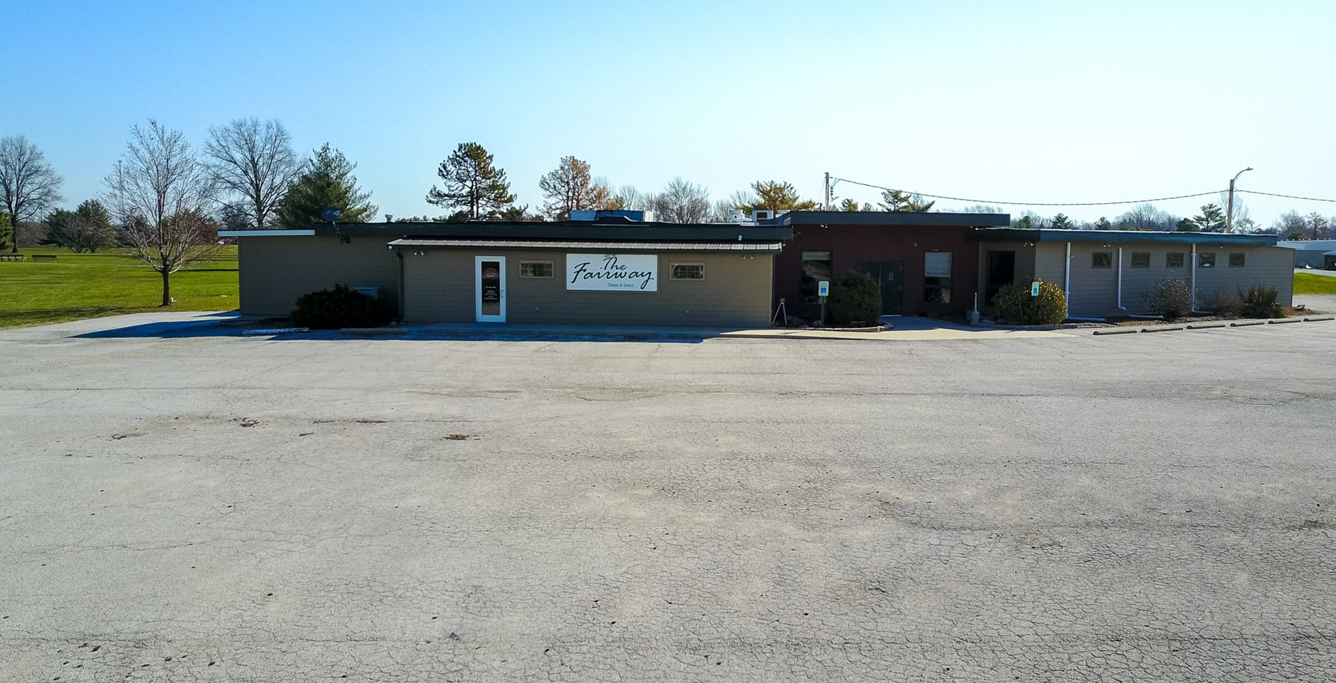 Online Only Commercial Building Auction