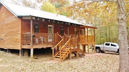 3 Bed/2 Bath Cabin with 63 Acres Hazlehurst, Copiah Co MS
