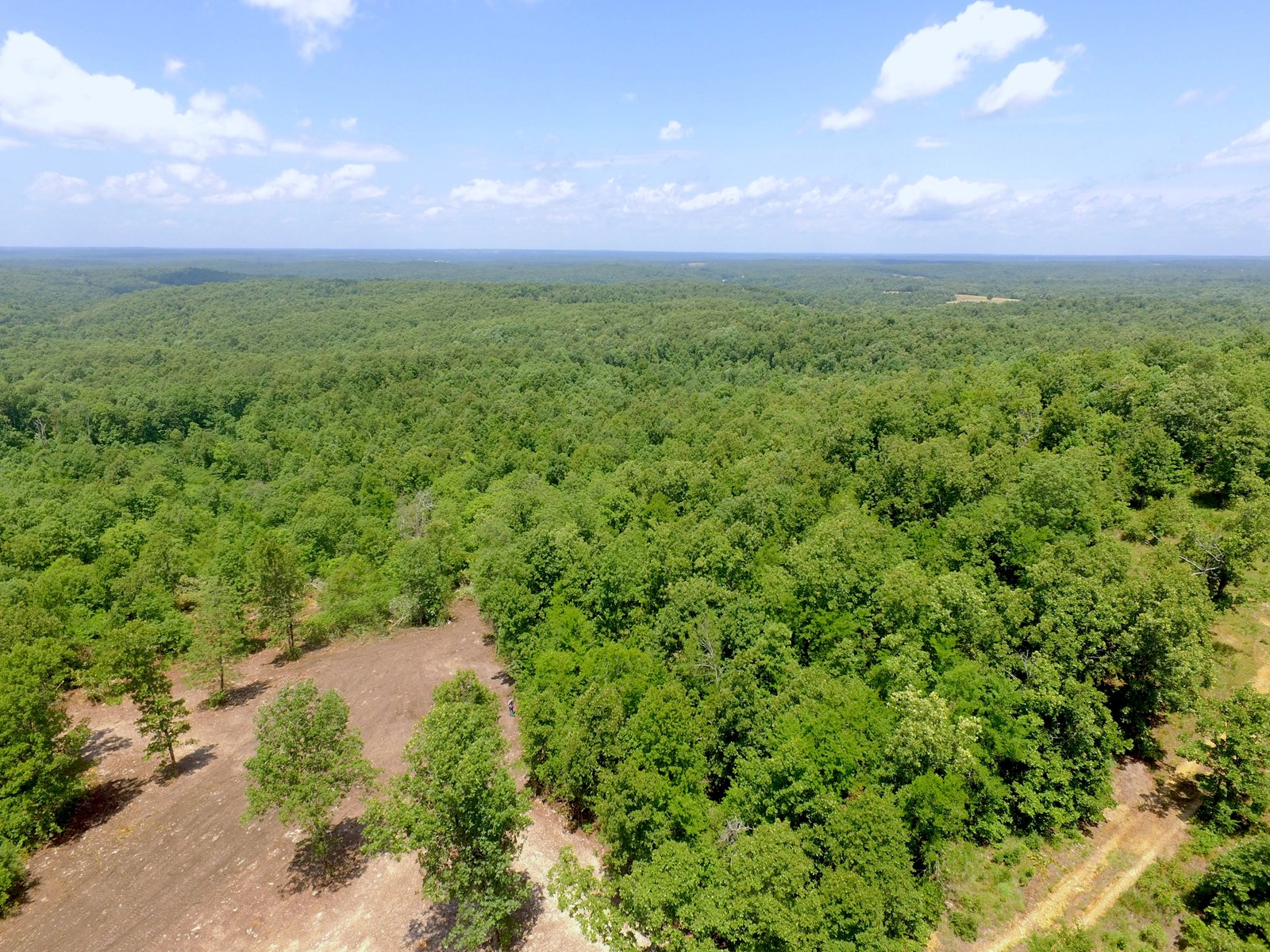 Land for Sale in Arkansas with Great Views